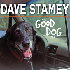 Dave Stamey CD Good Dog