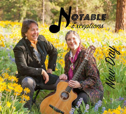 Notable Exceptions CD New Day