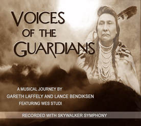 Gareth Laffely CD Voices of the Guardians
