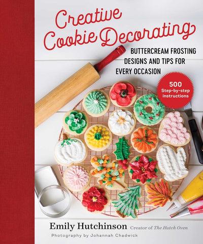 Creative Cookie Decorating Book Cover