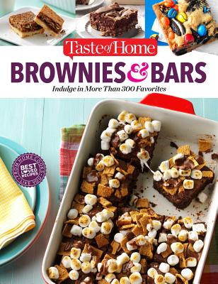Brownie & Bars Book Cover