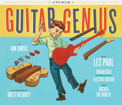 Guitar Genius Book Cover