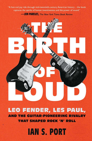 The Birth of Loud Book Cover