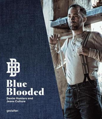 Blue Branded Book Cover