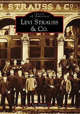 Levi Strauss Co. Book Cover