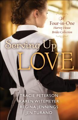 Serving Up Love Book Cover