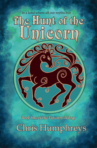 The Hunt Of The Unicorn Book Cover