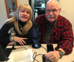 John Bergstrom and Bobbi Jean Bell OutWest Hour