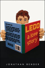 Lego A Love Story Book Cover