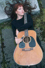 Katy Moffatt with Guitar