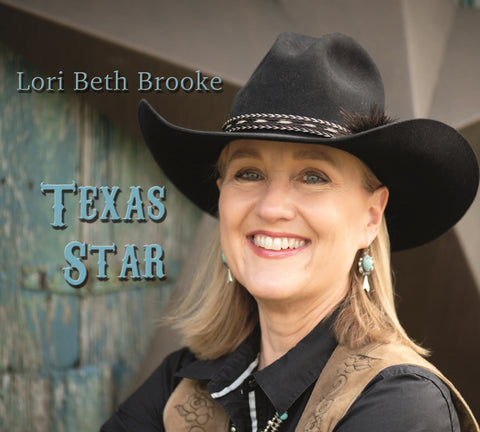 CD Texas Star by Lori Beth Brooke
