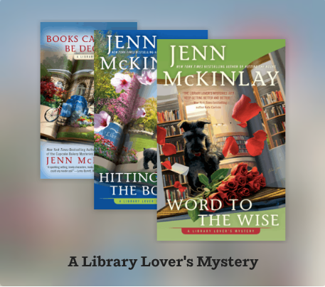 Library Mystery Series by Jenn McKinlay