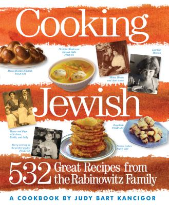 Cooking Jewish Book Cover