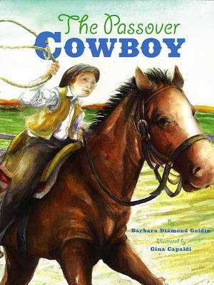 The Passover Cowboy Book Cover