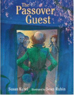 The Passover Guest Book Cover
