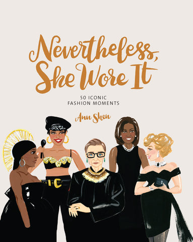 Nevertheless She Wore It Book Cover