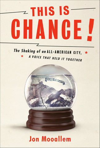 This is Chance! Hardcover