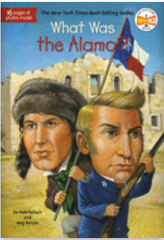 What Was The Alamo Book Cover