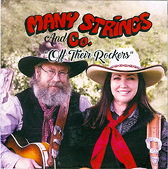 Many Strings & Co. CD Off Their Rockers