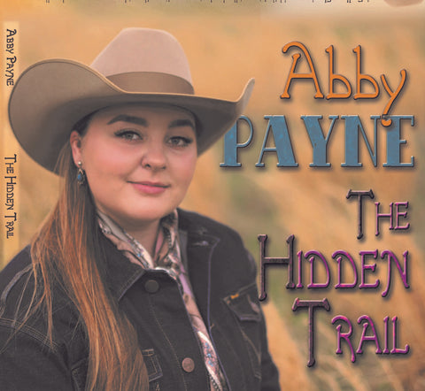Abby Payne CD Hidden Trail