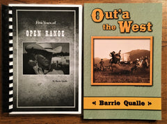 Books by Barrie Qualle