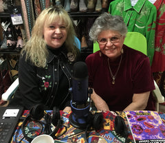 Bobbi Bell and Author Gloria Casale