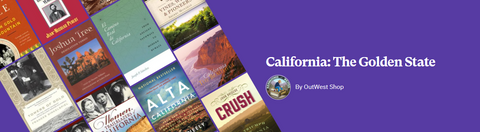 California The Golden State Book List