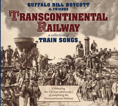 Transcontinental Railway CD