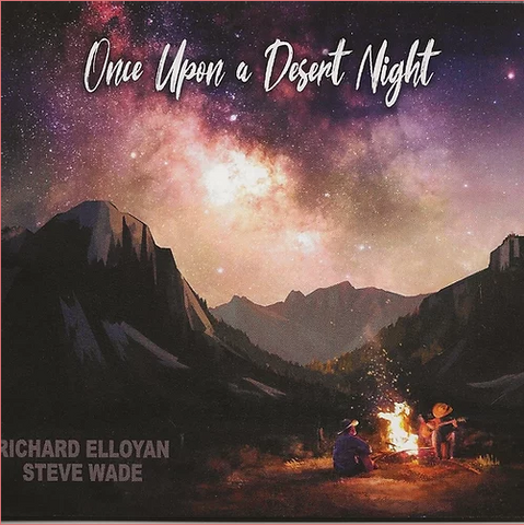 Once Upon A Desert Night CD