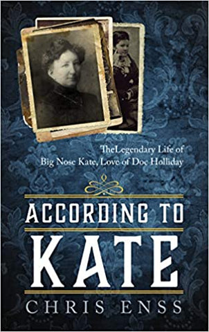 According to Kate Book Cover