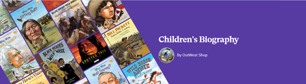 Children's Biography Book List