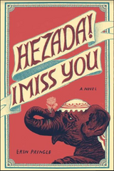Hezada! I Miss You Book Cover