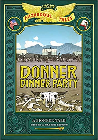 Donner Dinner Party Book Cover