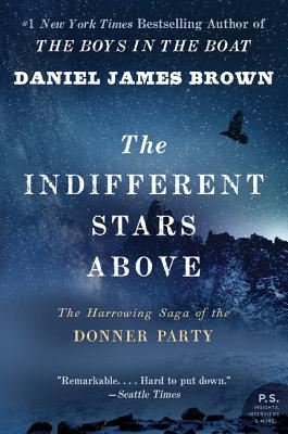 The Indifferent Stars Above Book Cover