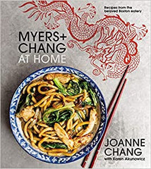Myers + Chang Book Cover