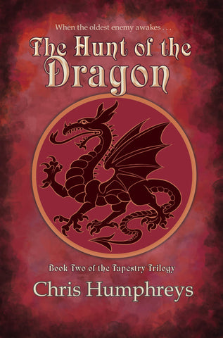 The Hunt of the Dragon Book Cover