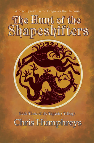 The Hunt of the Shapeshifters Book Cover