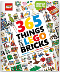 365 Things To Do With Logo Bricks
