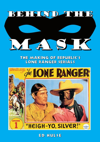 Behind The Mask Book Cover