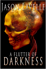 A Flutter of Darkness Book Cover