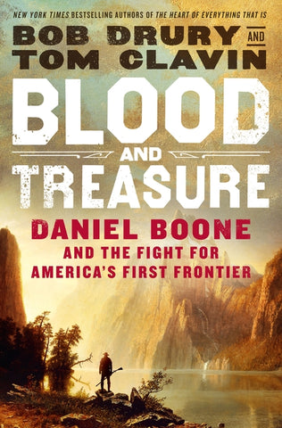 Blood and Treasure by Bob Drury and Tom Clavin