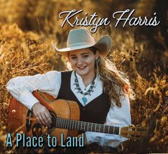 A Place To Land CD Kristyn Harris