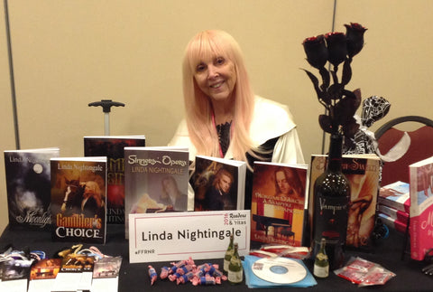 Author Linda Nightingale