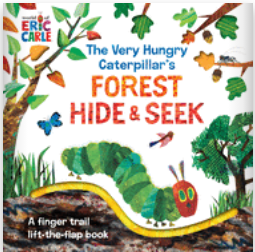 The Very Hungry Caterpillar Forest Hide & Seek