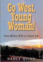 Book Cover Go West Young Woman!