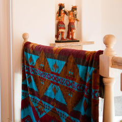 Denali Native Journey Throw