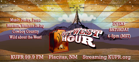 OutWest Hour Radio Show Logo
