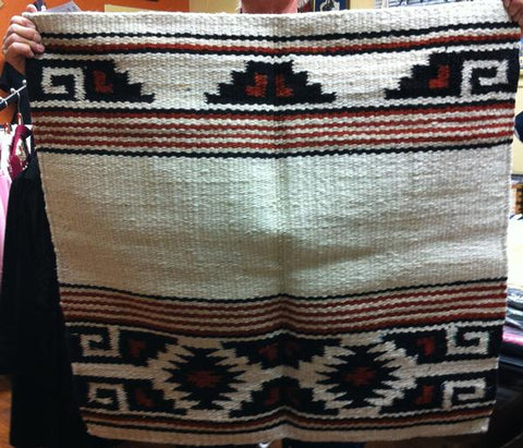 Aztec Show Saddle Blanket