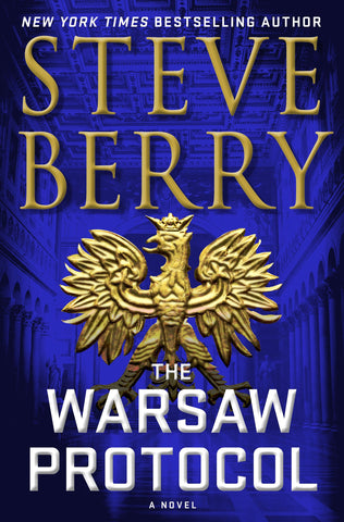 Warsaw Protocol by Steve Berry