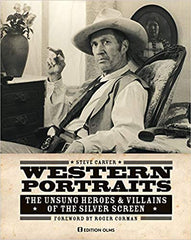 Western Portraits Book Cover